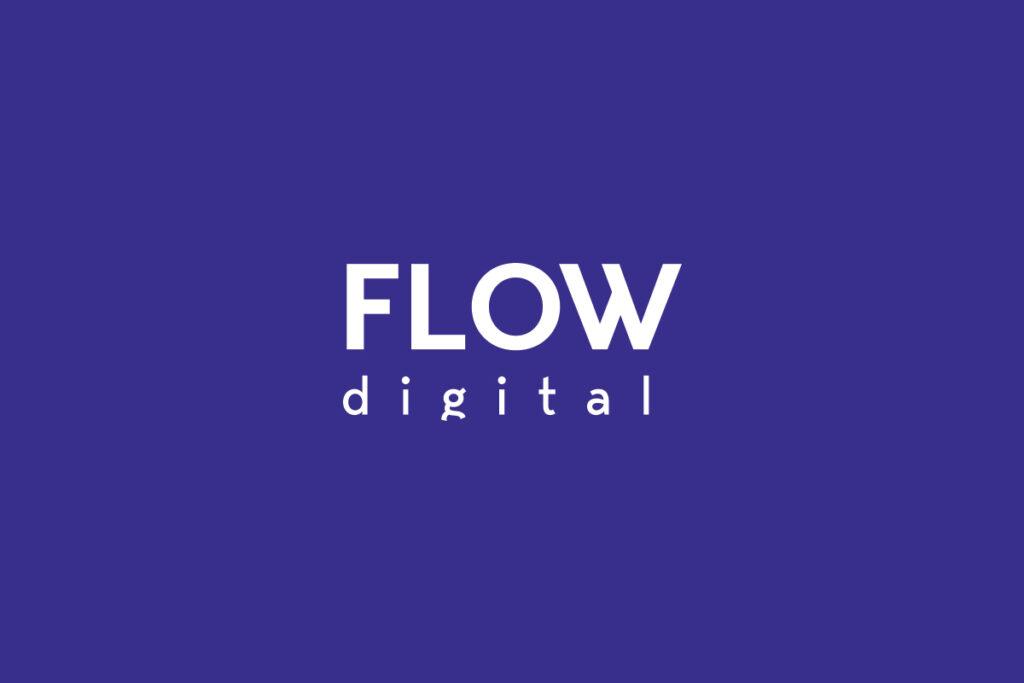 Logo FLOW Digital - Associati - Unacea