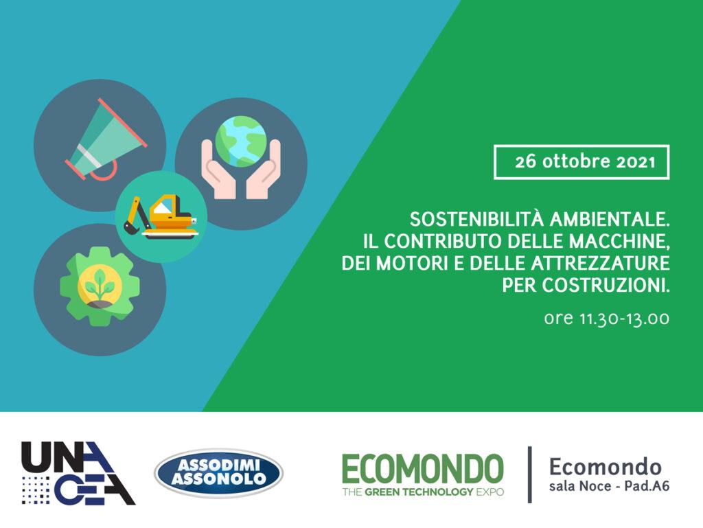 Seminario Unacea Ecomondo 2021